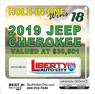 Jeep Cherokee prize